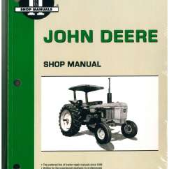 John Deere 4240 Starter Wiring Diagram Air Conditioning Cycle Tractor Manual 2040 2130 2510 2520 2240 2440