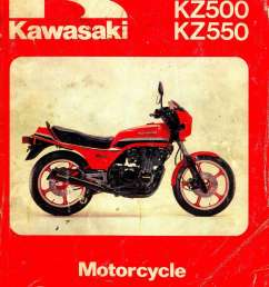 kawasaki kz400 kz500 kz550  [ 1024 x 1393 Pixel ]