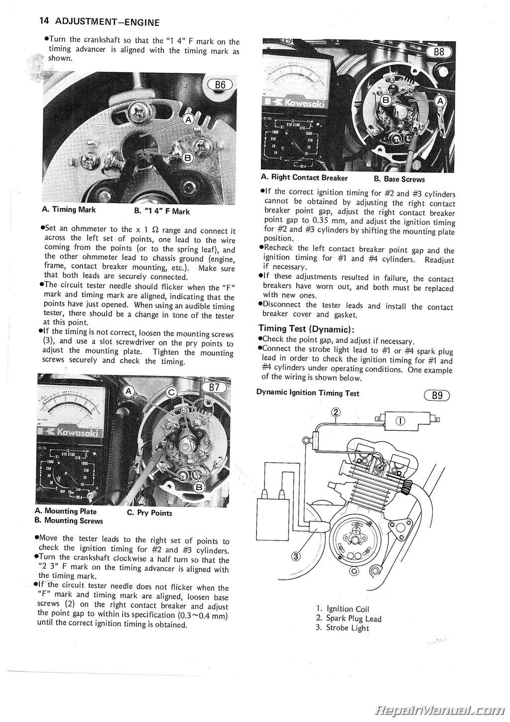 Victa 2 Stroke Engine Instruction Manual
