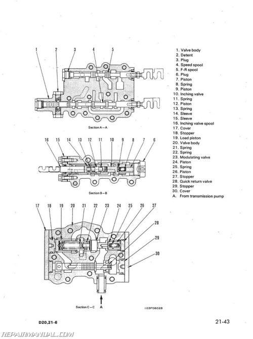 small resolution of komatsu d31p wiring diagram wiring diagram rh anynews co komatsu d31p 17 komatsu d31p parts