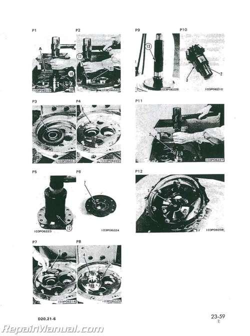 small resolution of komatsu d31p wiring diagram