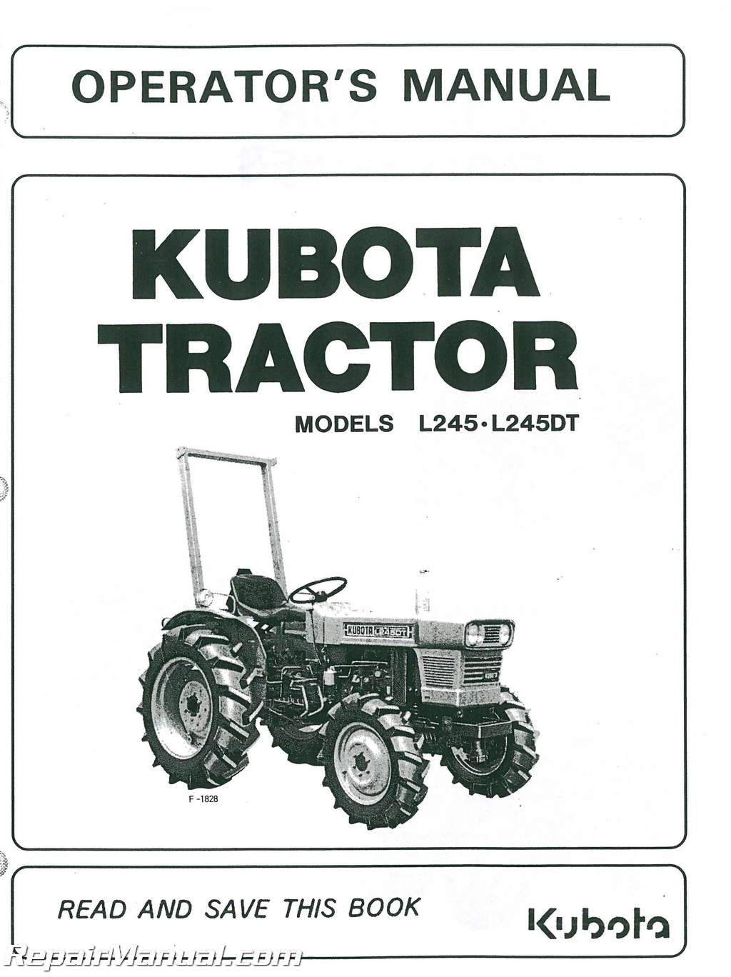 hight resolution of l245 kubotum tractor diagram
