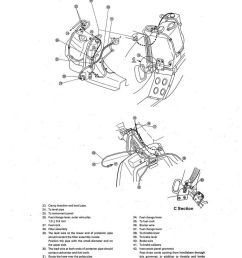 1997 yamaha snowmobile wiring diagram [ 1024 x 1326 Pixel ]