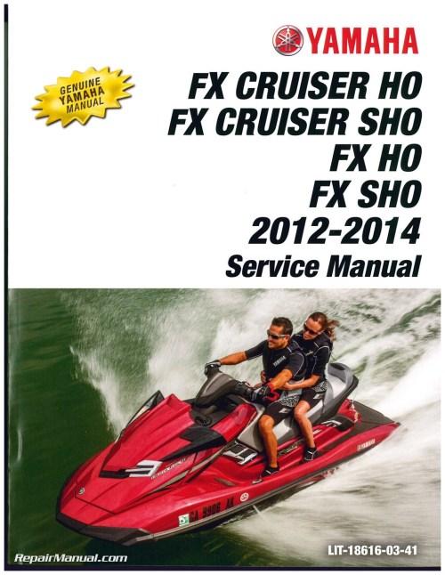 Yamaha Fx Sho Fuse Box - yamaha marine accessories catalogue