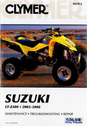 Suzuki Atv Wiring Diagrams