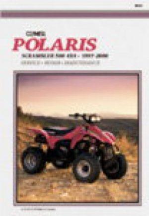 19962000 Polaris Sportsman 335 500 ATV Service Manual