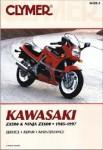 Kawasaki KLR650 Motorcycle Cyclepedia Printed Service Manual