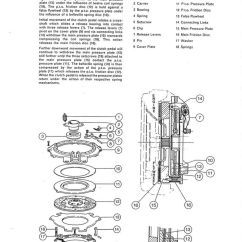 Massey Ferguson 240 Parts Diagram C3 Radio Wiring Mf230 Mf240 Mf250 Mf253 Mf270 Mf290 Mf298