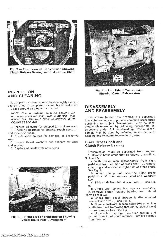 Massey Ferguson MF40B Diesel Industrial Tractor Loader