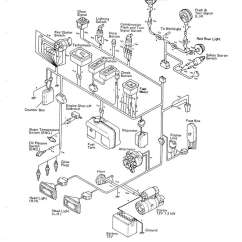 Mitsubishi Tractor Ignition Switch Wiring Diagram Kicker Comp 12 Satoh Beaver Get Free Image About
