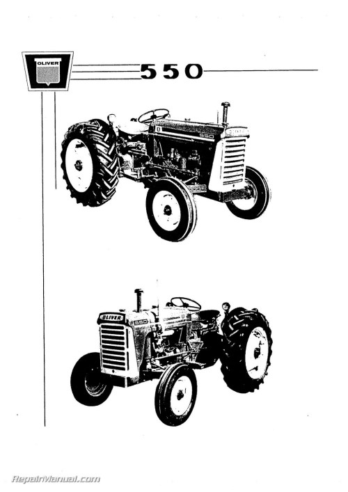 small resolution of oliver super 55 manual pdf