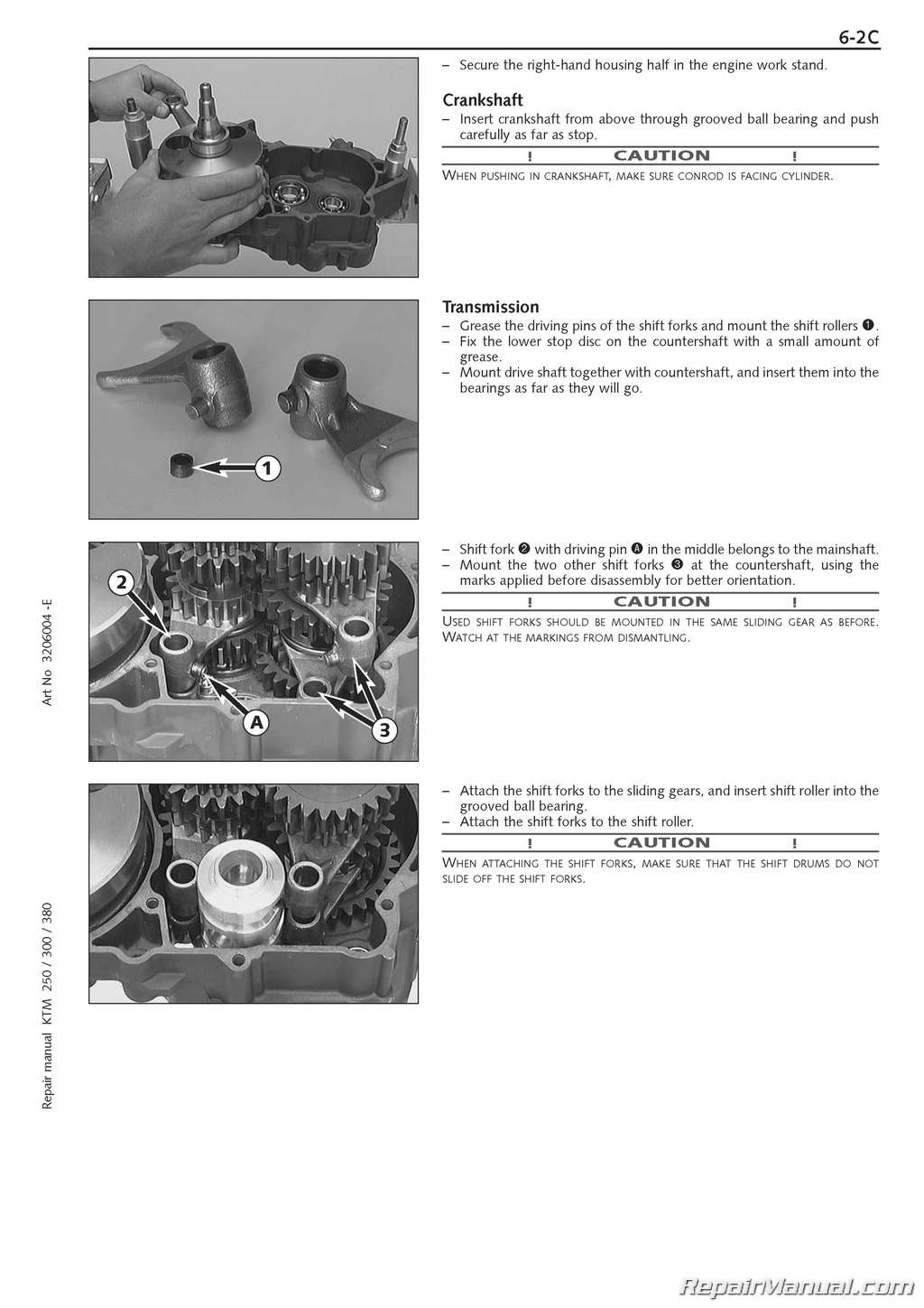 hight resolution of 1999 2003 ktm 250 380 sx mxc exc engine manual