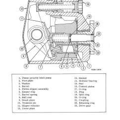 International 424 Tractor Wiring Diagram Electrical Diagrams For Contactors Harvester Hydro 186 786 886 986 1086 1486