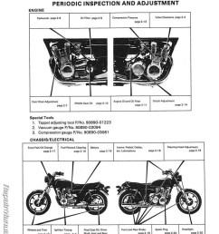 1978 1980 yamaha xs1100 service manual [ 791 x 1024 Pixel ]