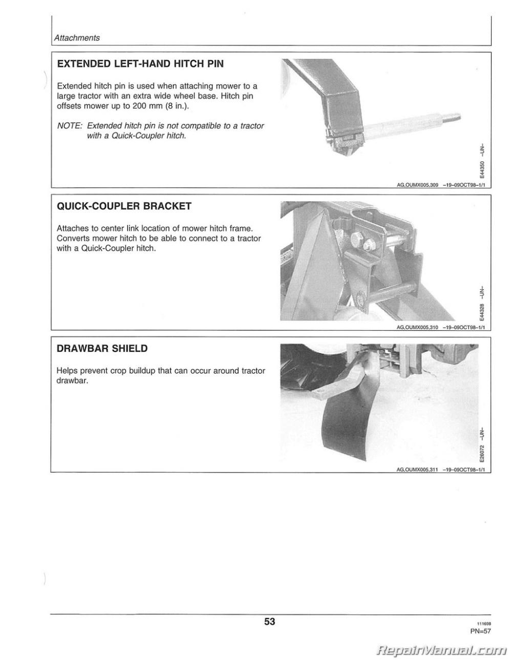 medium resolution of john deere 265 part diagram air filter