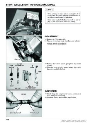 Daelim S2250 Scooter Service Manual   eBay