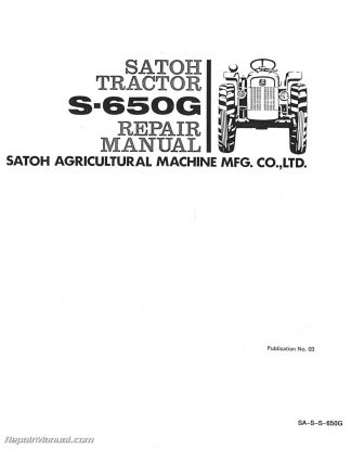 Deutz Clutch Service Manual