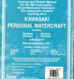 array seloc kawasaki personal watercraft 1973 1991 repair manual vol l rh repairmanual com [ 1024 x 1325 Pixel ]
