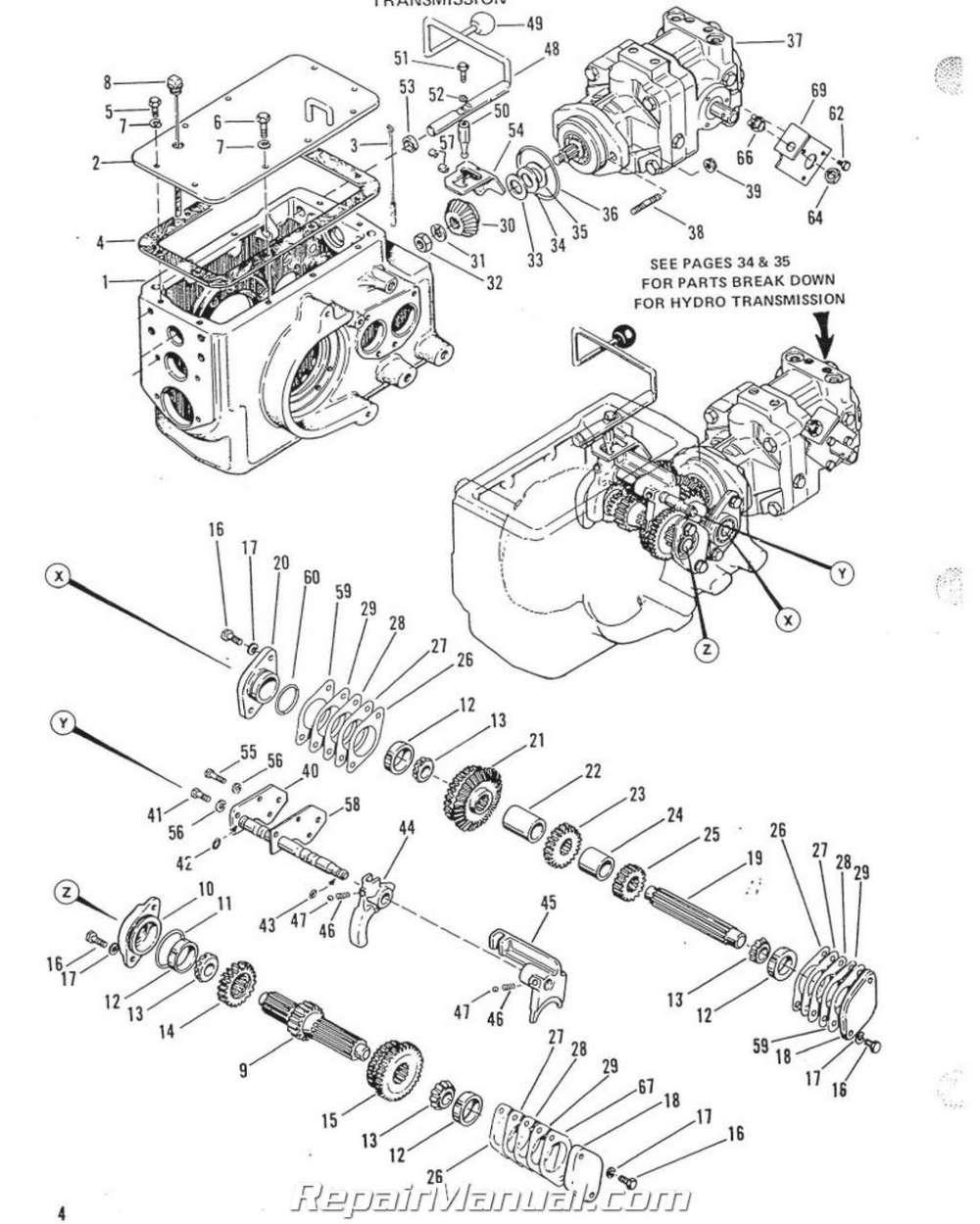 medium resolution of simplicity tractor wiring diagram 1692593