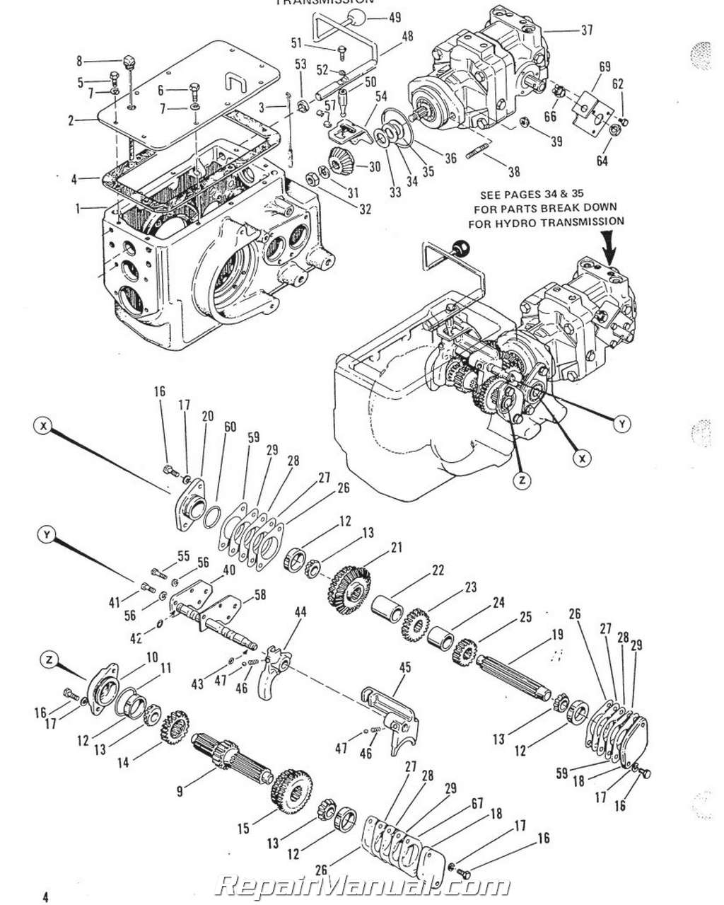 hight resolution of simplicity tractor wiring diagram 1692593