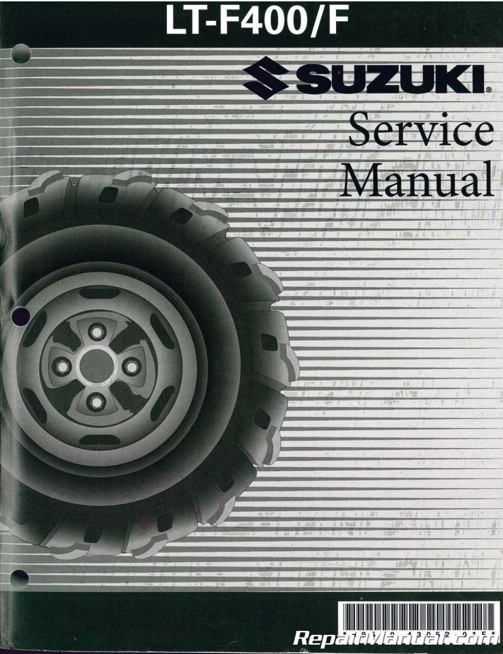 medium resolution of suzuki eiger lt f400 lt400f atv online service manual suzuki eiger 400 quad 2005 suzuki eiger 400 4x4 parts diagram suzuki auto altcar