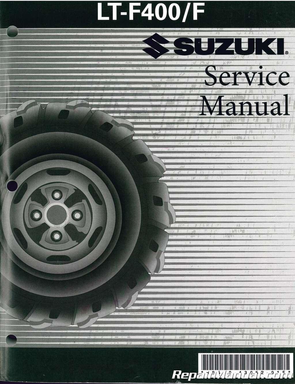 hight resolution of suzuki eiger lt f400 lt400f atv online service manual suzuki eiger 400 quad 2005 suzuki eiger 400 4x4 parts diagram suzuki auto altcar