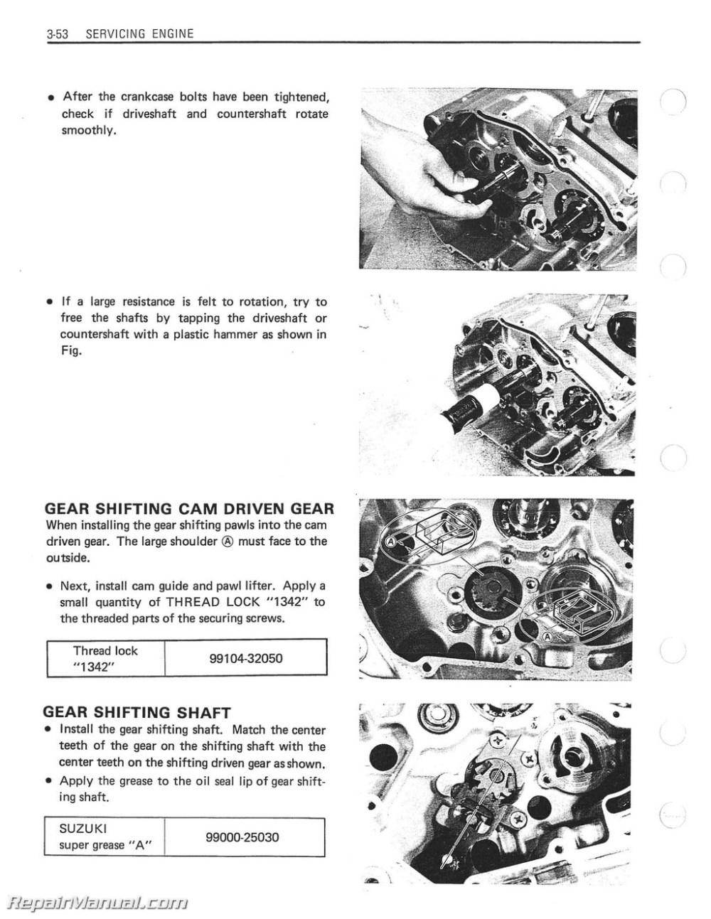 medium resolution of 1983 1988 suzuki gn250