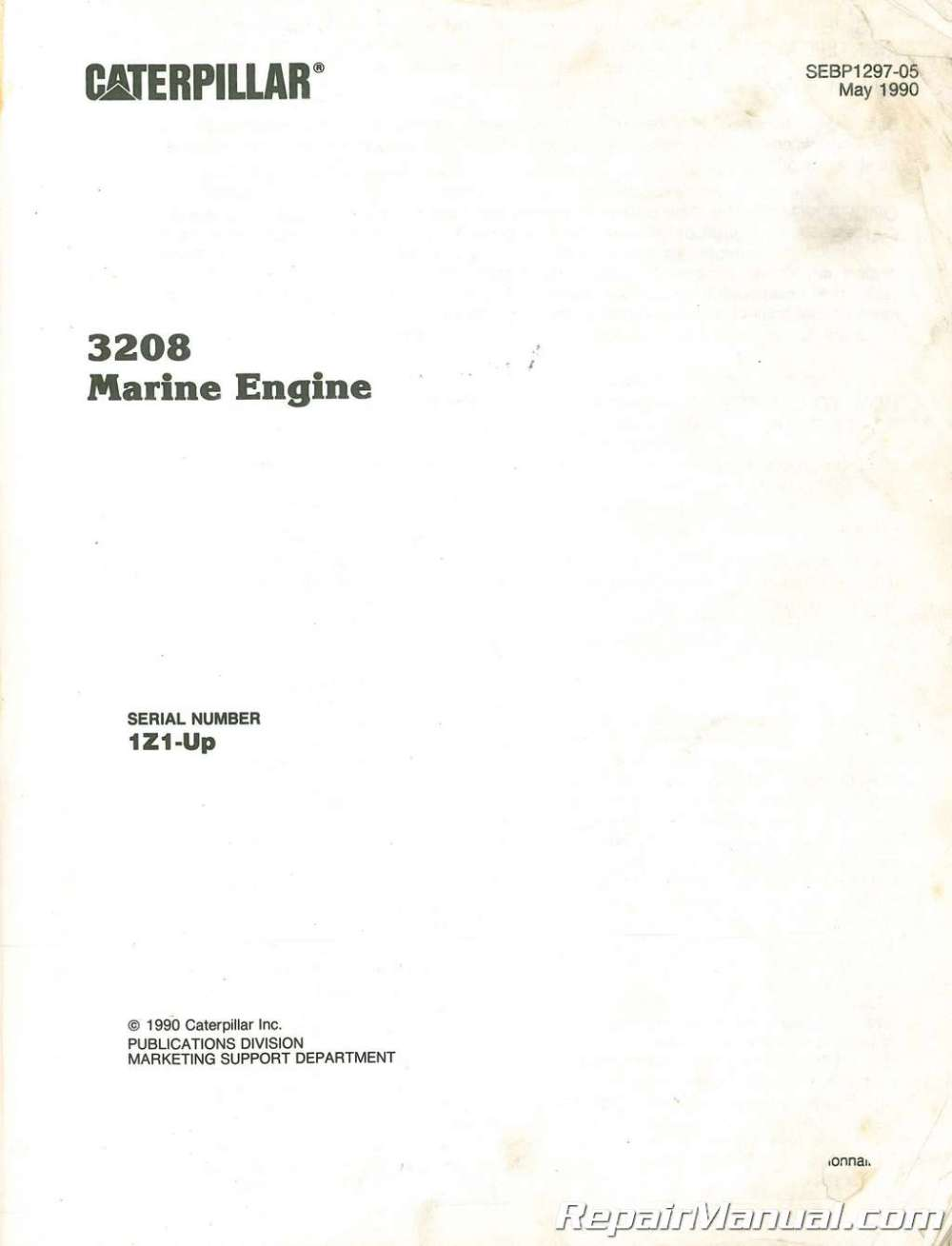 medium resolution of caterpillar 3208 part exploded diagram