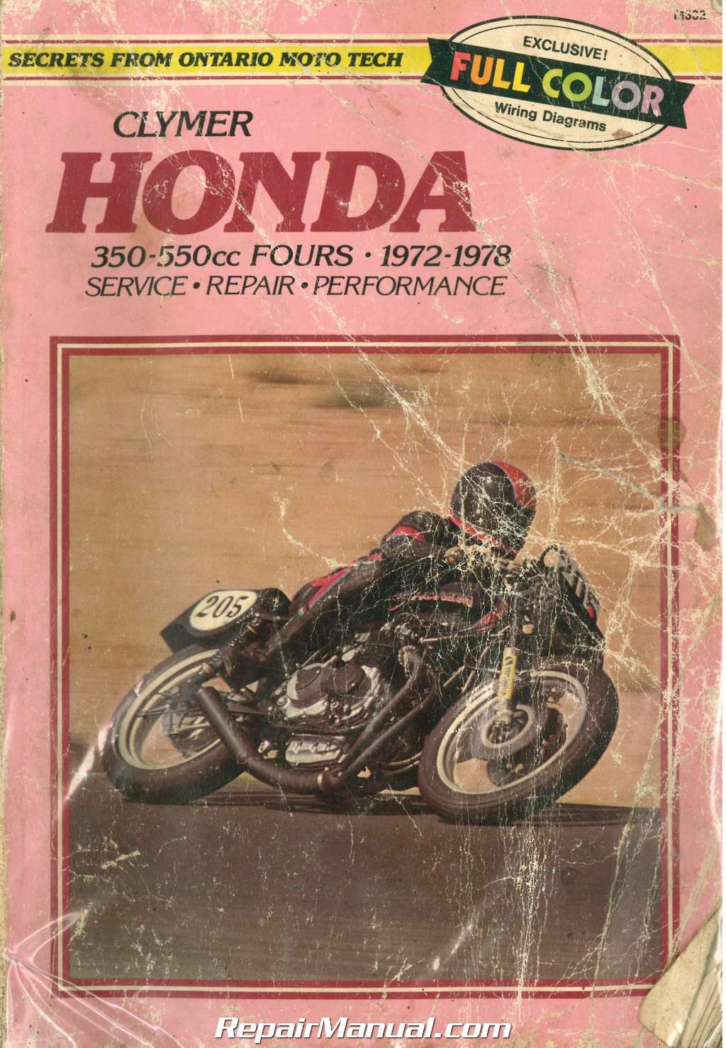 Diagram Of Honda Motorcycle Parts 1978 Ct90 A Points Advancer