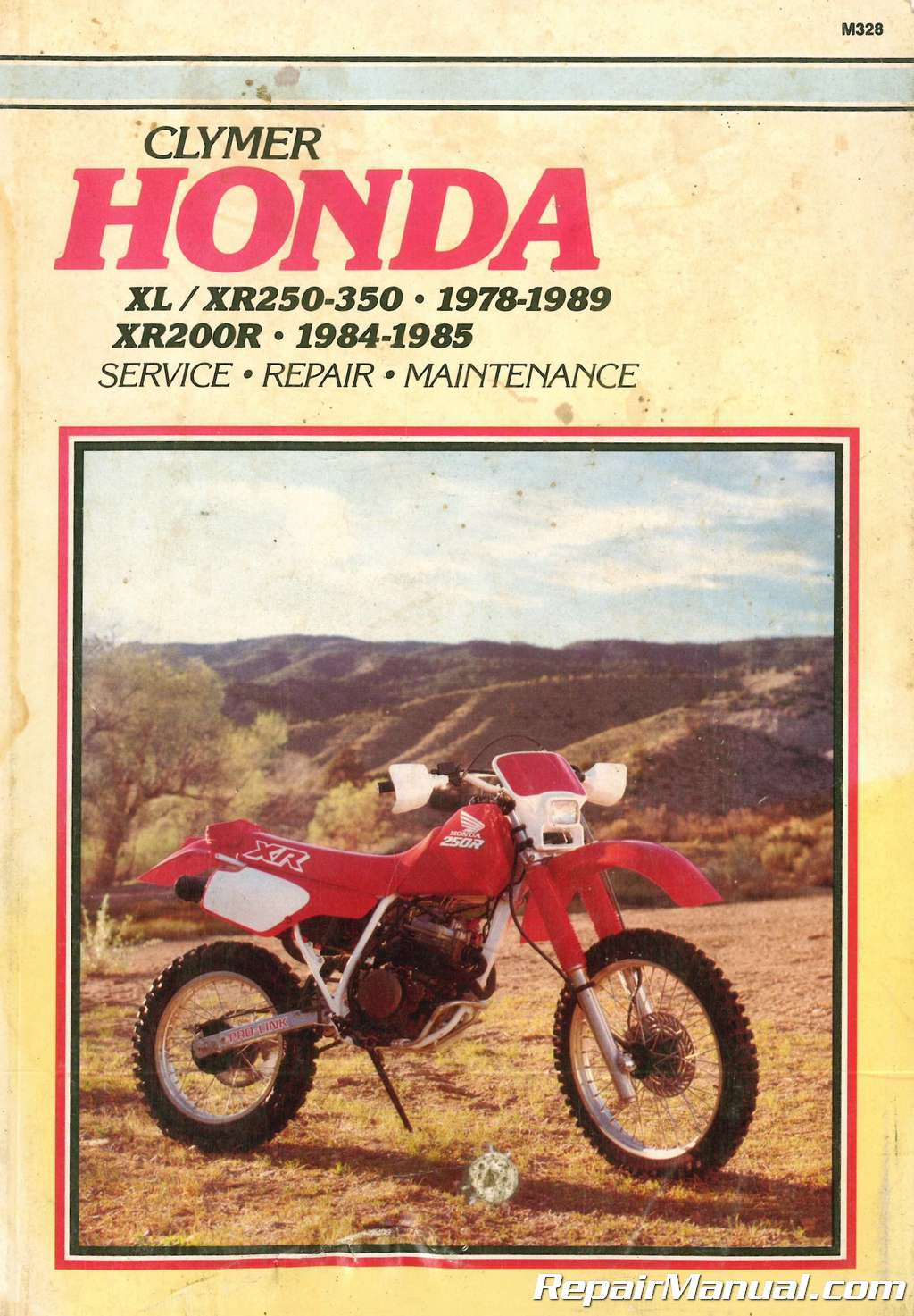 hight resolution of xr350r wiring diagram wiring diagrampin diagram of honda motorcycle parts 1985 xr350r a cylinder onused clymer