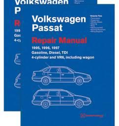 volkswagen passat b4 repair manual 1995 1996  [ 1024 x 1358 Pixel ]
