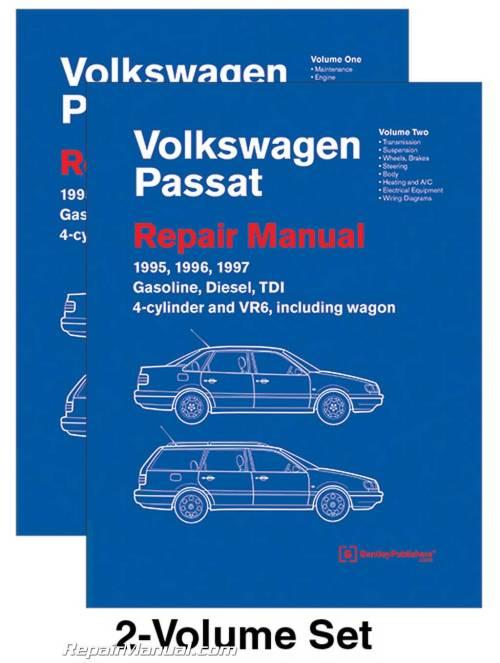 small resolution of volkswagen passat b4 repair manual 1995 1996