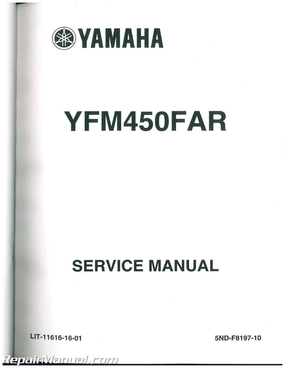 medium resolution of 2003 2006 yamaha kodiak 450 4wd 2007 2014 grizzly 450 4wd service manual rh repairmanual com alpine amp wiring diagram 2003 yamaha kodiak wiring diagram
