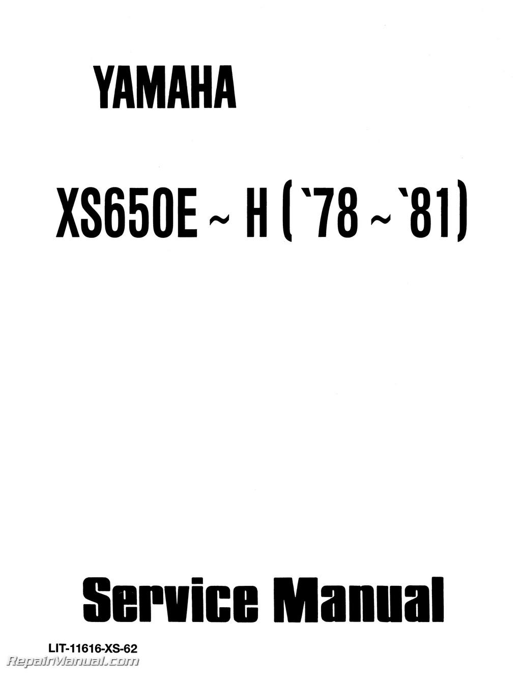 Yamaha Motorcycle Repair