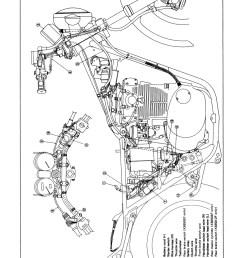1983 yamaha x 650 wiring diagram [ 1024 x 1325 Pixel ]