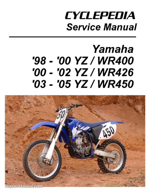 small resolution of motorcycle wiring diagrams yamaha wr450 2004