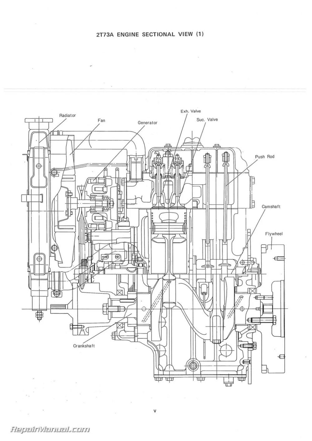 medium resolution of yanmar engine diagram