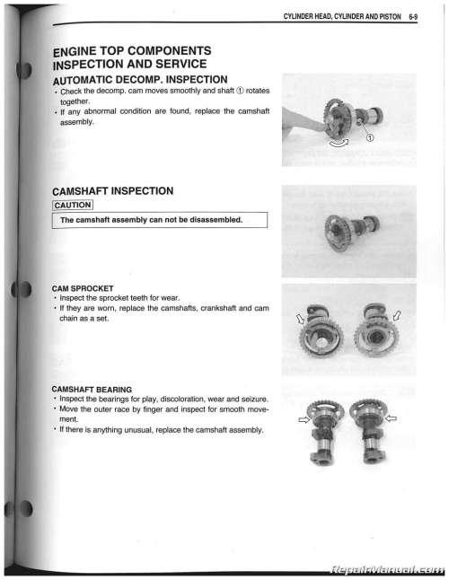 small resolution of 2012 2014 suzuki rm z250 service manual