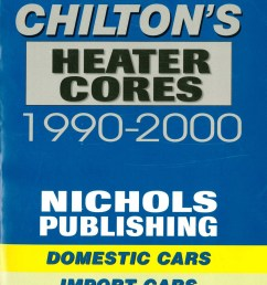1990 dodge ram heater core [ 1024 x 1413 Pixel ]