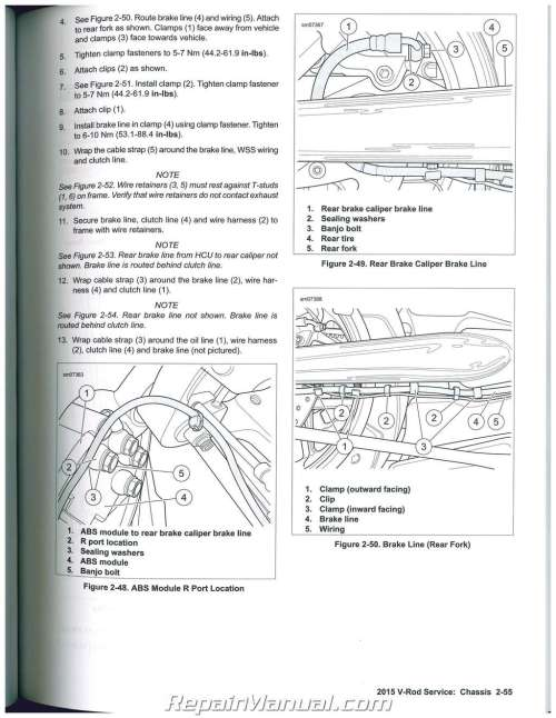 small resolution of harley davidson v rod wiring diagram