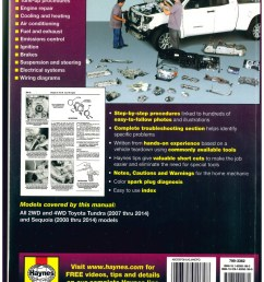 haynes 2007 2014 toyota tundra 2008 2014 sequoia repair manual lexus gx wiring diagram [ 1024 x 1325 Pixel ]
