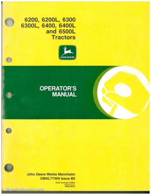 small resolution of john deere 6300 wiring schematic wiring diagram libraries jd tractor used john deere 6200 6200l