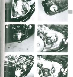 1977 1983 yamaha dt 100 125 175 250 400 mx100 175 clymer motorcycle repair manual [ 1024 x 1520 Pixel ]