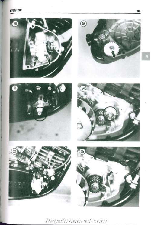 small resolution of 1977 1983 yamaha dt 100 125 175 250 400 mx100 175 clymer motorcycle repair manual