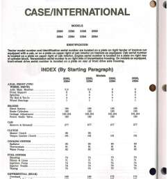 case international 2090 2094 2290 2294 2390 2394 2590 2594 tractor rh repairmanual com free tractor wiring diagrams  [ 1024 x 1325 Pixel ]