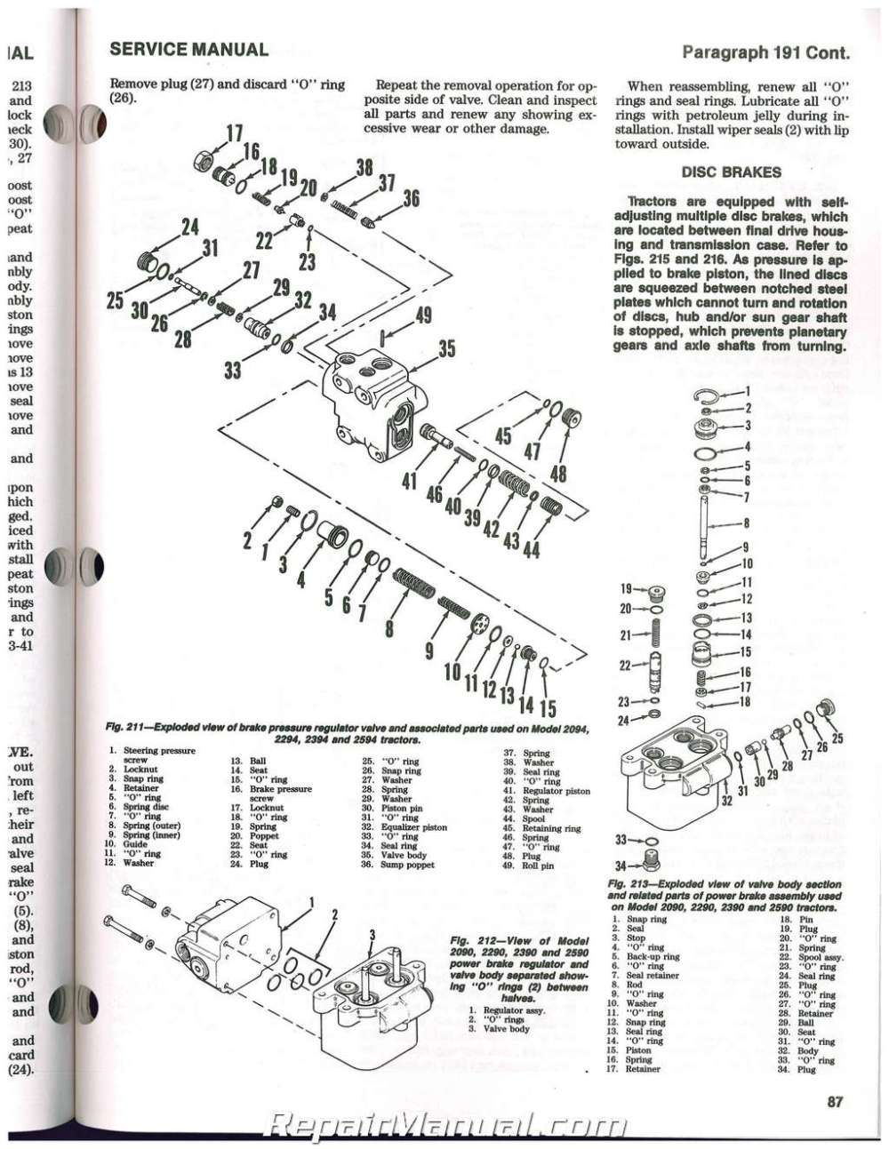 medium resolution of case 2090 wiring diagram wiring diagramcase international 2090 2094 2290 2294 2390 2394 2590 2594 tractor