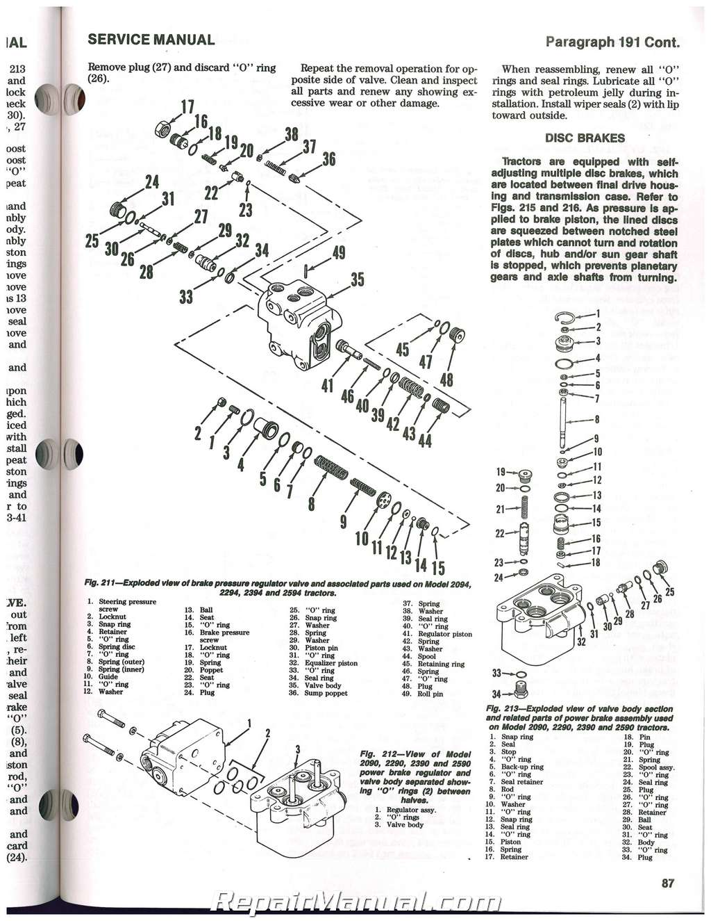 hight resolution of case 2090 wiring diagram wiring diagramcase international 2090 2094 2290 2294 2390 2394 2590 2594 tractor