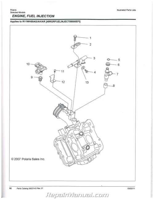 small resolution of polari ranger part diagram