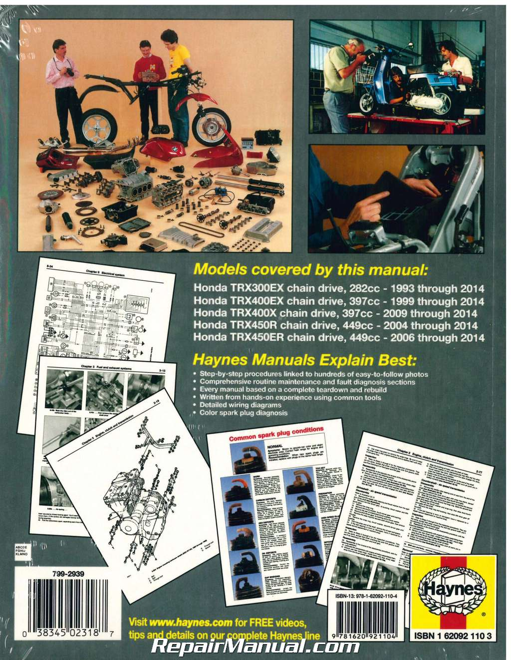 hight resolution of wiring diagram for 1997 honda trx400