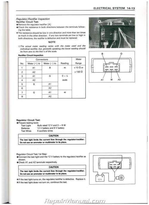 small resolution of kawasaki mule kaf300 wiring diagram wiring diagram1990 u2013 2004 kawasaki kaf300a mule 500 520